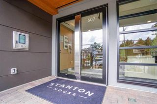 "Photo 7: 408 607 COTTONWOOD Avenue in Coquitlam: Coquitlam West Condo for sale in ""Stanton House"" : MLS®# R2436109"