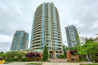 Main Photo: 905 6659 SOUTHOAKS Crescent in Burnaby: Highgate Condo for sale (Burnaby South)  : MLS®# R2457627
