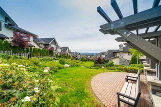 Photo 2: 65 3400 DEVONSHIRE Avenue in Coquitlam: Burke Mountain Townhouse for sale : MLS®# R2467171