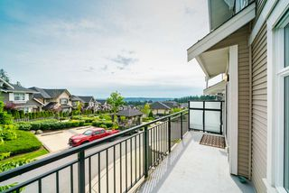 Photo 28: 65 3400 DEVONSHIRE Avenue in Coquitlam: Burke Mountain Townhouse for sale : MLS®# R2467171