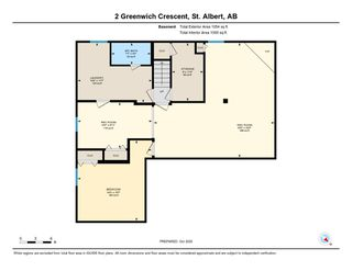 Photo 39: 2 Greenwich Crescent: St. Albert House for sale : MLS®# E4217417