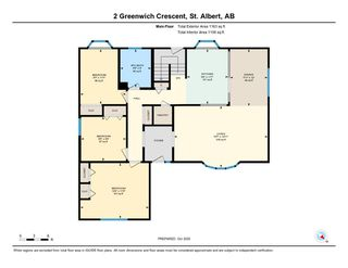 Photo 38: 2 Greenwich Crescent: St. Albert House for sale : MLS®# E4217417