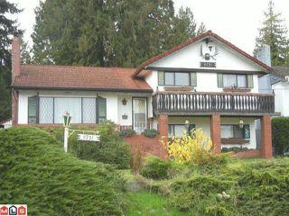 Main Photo: 9751 131A Street in Surrey: Cedar Hills House for sale (North Surrey)  : MLS®# F1126970