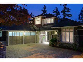 "Main Photo: 4842 VISTA PL in West Vancouver: Caulfeild House for sale in ""Caulfeild"" : MLS®# V931648"