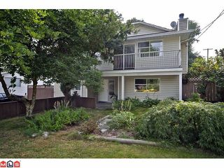 Photo 1: 11310 Surrey Road in Surrey: Bolivar Heights House for sale : MLS®# F1224105