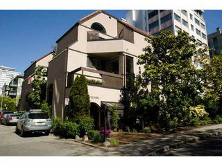 Main Photo: # 3 1019 GILFORD ST in Vancouver: West End VW Condo for sale (Vancouver West)  : MLS®# V1007087