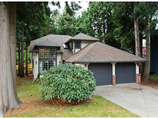 "Photo 1: 5915 BOUNDARY Place in Surrey: Panorama Ridge House for sale in ""BOUNDARY PARK"" : MLS®# F1325134"