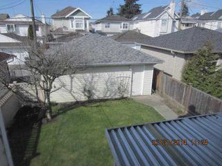 "Photo 9: 8511 LAUREL Street in Vancouver: Marpole House 1/2 Duplex for sale in ""MARPOLE"" (Vancouver West)  : MLS®# V1054278"