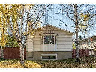 Photo 1: 3450 32A Avenue SE in Calgary: West Dover Residential Detached Single Family for sale : MLS®# C3640922