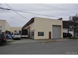 Photo 2: 518 Hillside Ave in VICTORIA: Vi Rock Bay Industrial for sale (Victoria)  : MLS®# 688613