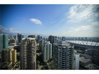Photo 2: 2901 909 MAINLAND Street in Vancouver: Yaletown Condo for sale (Vancouver West)  : MLS®# V1098557