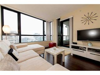 Photo 1: 2901 909 MAINLAND Street in Vancouver: Yaletown Condo for sale (Vancouver West)  : MLS®# V1098557
