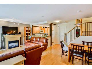 "Photo 2: 56 7488 SOUTHWYNDE Avenue in Burnaby: South Slope Townhouse for sale in ""LEDGESTONE 1"" (Burnaby South)  : MLS®# V1116584"
