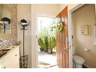 Photo 3: 21 7733 HEATHER Street in Richmond: McLennan North Townhouse for sale : MLS®# V1120040