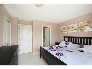 Photo 10: 21 7733 HEATHER Street in Richmond: McLennan North Townhouse for sale : MLS®# V1120040
