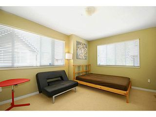 Photo 13: 21 7733 HEATHER Street in Richmond: McLennan North Townhouse for sale : MLS®# V1120040