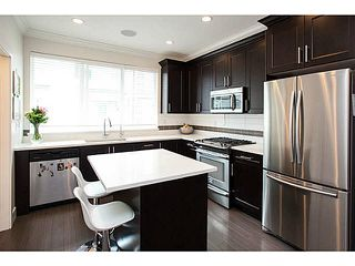 "Photo 4: 20 3039 156 Street in Surrey: Grandview Surrey Townhouse for sale in ""NICHE"" (South Surrey White Rock)  : MLS®# F1445267"