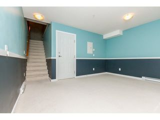 "Photo 17: 111 7179 201ST Street in Langley: Willoughby Heights Townhouse for sale in ""DENIM"" : MLS®# F1447236"
