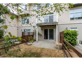 "Photo 19: 111 7179 201ST Street in Langley: Willoughby Heights Townhouse for sale in ""DENIM"" : MLS®# F1447236"