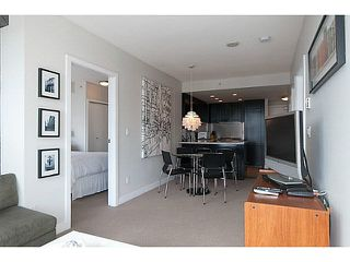"""Photo 5: 805 1133 HOMER Street in Vancouver: Yaletown Condo for sale in """"H&H"""" (Vancouver West)  : MLS®# V1142665"""