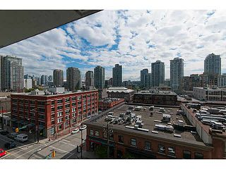 """Photo 13: 805 1133 HOMER Street in Vancouver: Yaletown Condo for sale in """"H&H"""" (Vancouver West)  : MLS®# V1142665"""