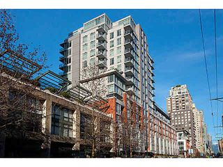 """Photo 1: 805 1133 HOMER Street in Vancouver: Yaletown Condo for sale in """"H&H"""" (Vancouver West)  : MLS®# V1142665"""
