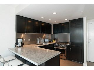 """Photo 7: 805 1133 HOMER Street in Vancouver: Yaletown Condo for sale in """"H&H"""" (Vancouver West)  : MLS®# V1142665"""