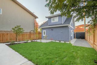 Photo 20: 2609 E 4TH Avenue in Vancouver: Renfrew VE House for sale (Vancouver East)  : MLS®# R2009489