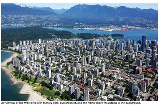 """Photo 14: 204 1835 BARCLAY Street in Vancouver: West End VW Condo for sale in """"PARKSIDE PLACE"""" (Vancouver West)  : MLS®# R2033179"""