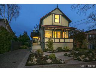 Photo 1: 177 Joseph St in VICTORIA: Vi Fairfield West Single Family Detached for sale (Victoria)  : MLS®# 723108