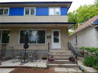 Photo 1: 779 Rathgar Avenue in Winnipeg: Manitoba Other Residential for sale : MLS®# 1614010