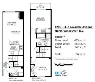 "Photo 20: 209 332 LONSDALE Avenue in North Vancouver: Lower Lonsdale Condo for sale in ""The Calypso"" : MLS®# R2077860"