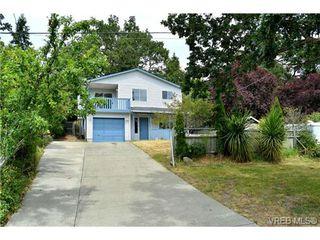 Photo 1: 1322 Prillaman Ave in VICTORIA: SW Interurban Single Family Detached for sale (Saanich West)  : MLS®# 735585