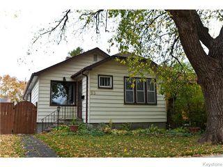 Photo 1: 93 Hill Street in Winnipeg: Norwood Residential for sale (2B)  : MLS®# 1626546