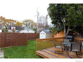 Photo 17: 93 Hill Street in Winnipeg: Norwood Residential for sale (2B)  : MLS®# 1626546