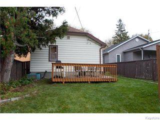 Photo 18: 93 Hill Street in Winnipeg: Norwood Residential for sale (2B)  : MLS®# 1626546