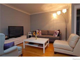 Photo 4: 93 Hill Street in Winnipeg: Norwood Residential for sale (2B)  : MLS®# 1626546