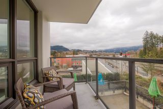 """Photo 12: 602 3007 GLEN Drive in Coquitlam: North Coquitlam Condo for sale in """"EVERGREEN"""" : MLS®# R2125173"""