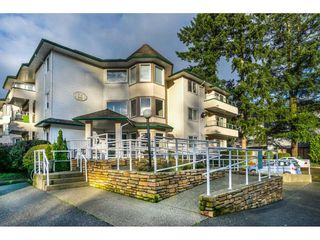"Photo 1: 105 3063 IMMEL Street in Abbotsford: Central Abbotsford Condo for sale in ""Clayburn Ridge"" : MLS®# R2125465"