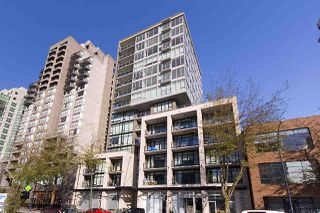 "Photo 1: 203 1252 HORNBY Street in Vancouver: Downtown VW Condo for sale in ""PURE"" (Vancouver West)  : MLS®# R2134609"