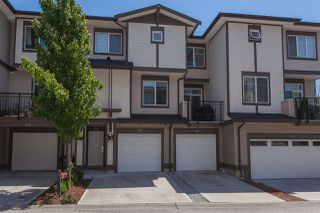 Photo 1: 37 19433 68 Avenue in Surrey: Clayton Townhouse for sale (Cloverdale)  : MLS®# R2182126