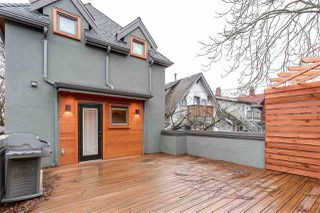 Photo 1: 3307 W 6TH Avenue in Vancouver: Kitsilano House for sale (Vancouver West)  : MLS®# R2195322