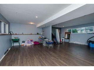 Photo 18: 31399 WINTON AVENUE in Abbotsford: Poplar House for sale : MLS®# R2215810