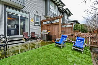 Photo 19: 127 18777 68A AVENUE in Surrey: Clayton Townhouse for sale (Cloverdale)  : MLS®# R2246372