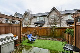 Photo 17: 127 18777 68A AVENUE in Surrey: Clayton Townhouse for sale (Cloverdale)  : MLS®# R2246372