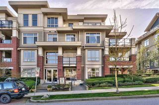 """Main Photo: 102 270 FRANCIS Way in New Westminster: Fraserview NW Condo for sale in """"THE GROVE"""" : MLS®# R2261858"""