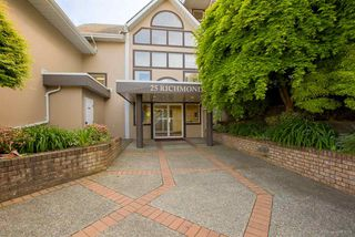 "Photo 2: 104 25 RICHMOND Street in New Westminster: Fraserview NW Condo for sale in ""FRASERVIEW"" : MLS®# R2269119"