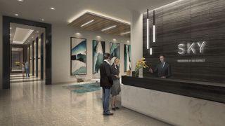 Photo 3: 5007 10310 102 Street in Edmonton: Zone 12 Condo for sale : MLS®# E4119323