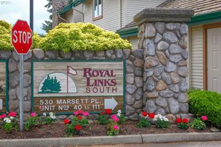 Photo 1: 87 530 Marsett Place in VICTORIA: SW Royal Oak Townhouse for sale (Saanich West)  : MLS®# 395075