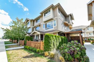 """Main Photo: 12 19752 55A Avenue in Langley: Langley City Townhouse for sale in """"MARQUEE"""" : MLS®# R2302628"""
